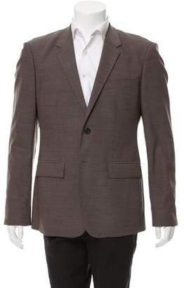 Shipley & Halmos Wool Herringbone Blazer