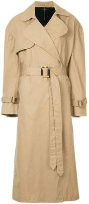 Ellery Illustrated trench coat