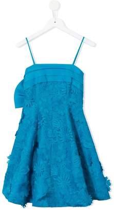 Little Bambah appliqué dress