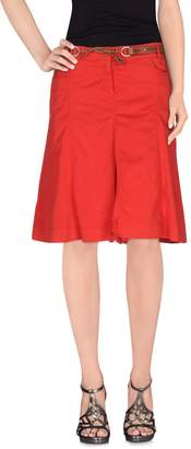 Henry Cotton's Knee length skirts - Item 35308210RE