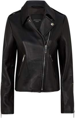 Max Mara Unicum Biker Jacket