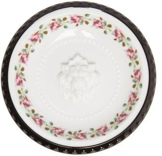 Gucci Lion Head Porcelain Tray - White Multi