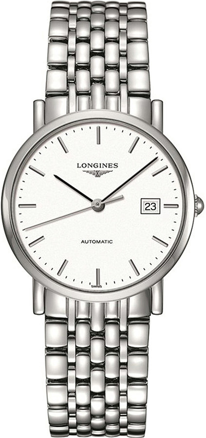 LonginesLongines L4.809.4.12.6 Elegant collection stainless steel watch