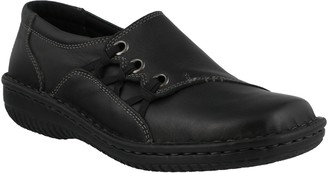 Spring Step Slip-on Leather Shoes - Olinda
