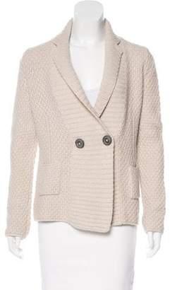 Fabiana Filippi Merino Wool-Blend Knit Cardigan
