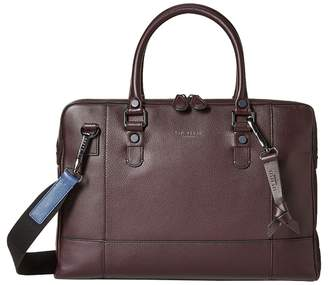 Ted Baker Jager Leather Document Bag Bags