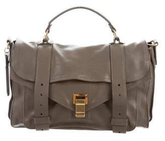 Proenza Schouler Leather Medium PS1 Satchel
