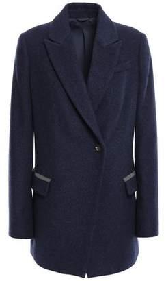 Brunello Cucinelli Bead-embellished Cashmere Blazer