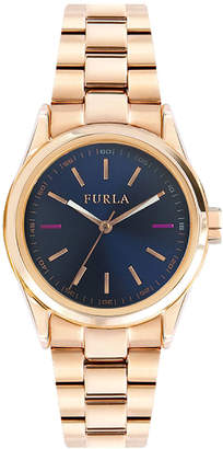 Furla 35mm Eva Bracelet Watch, Rose Golden