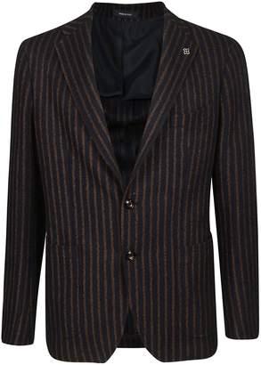 Tagliatore 0205 Striped Blazer