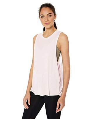 Core 10 Standard Women's Blend Rib Tank-Dropped Arm