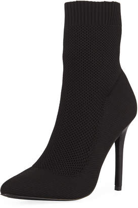 Charles by Charles David Puzzle Stretch Knit Booties