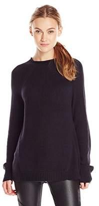 BCBGMAXAZRIA Women's Rilla Raglan Pullover Sweater