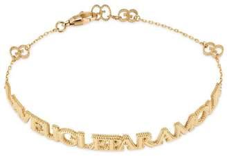 Gucci L'Aveugle Par Amour bracelet