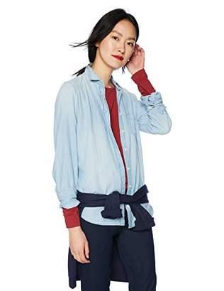 J.Crew Mercantile Women's Chambray Button Down Shirt