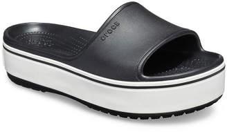 125db3b41 Crocs Unisex Adult Crocband Platform Slide Slide Sandals