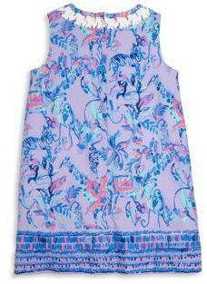 Lilly Pulitzer Toddler's, Little Girl's & Girl's Lily Dress