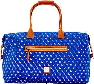 Dooney & Bourke MLB Royals Duffel Bag