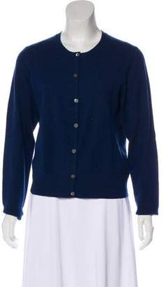 TSE Long Sleeve Cashmere Cardigan