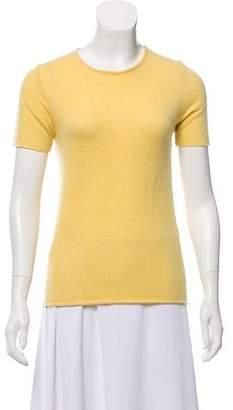 Marni Cashmere Short Sleeve Shirt