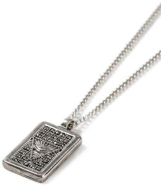 Silver Pendant Necklace*