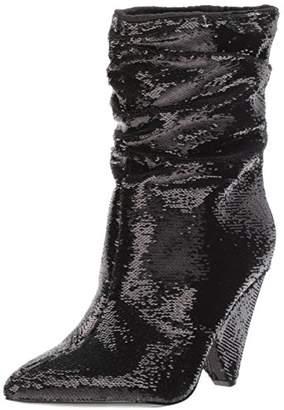 GUESS Women's Nakittan Mid Calf Boot