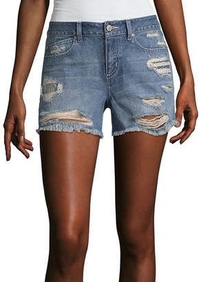 Tyte Jeans 4 Denim Shorts-Juniors