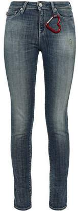 Love Moschino Slim Leg Jeans