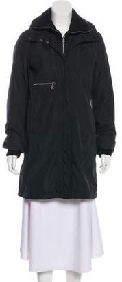 Post Card Insulated Short Coat