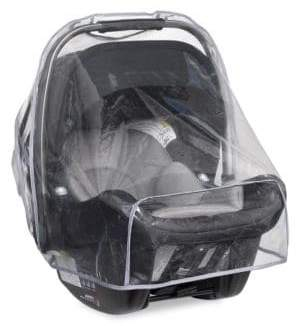 Nuna Pipa Series Clear Rain Cover
