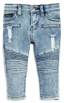 Bardot Junior Boys' Oli Skinny Moto Jeans - Baby