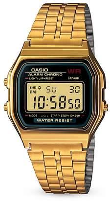 Casio Vintage Digital A159 Watch, 36.8mm × 33.2mm $65 thestylecure.com