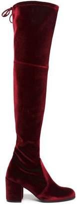 Stuart Weitzman Mid Heel Boots