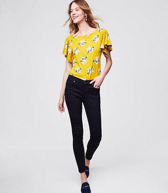 LOFT Modern Skinny Jeans in Black