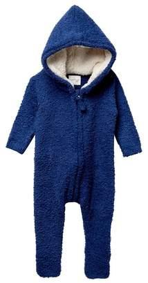 Cuddl Duds Star Icon Furry Hooded Pram (Baby Boys)
