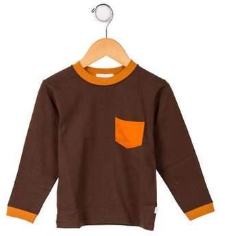 Marie Chantal Boys' Crew Neck Long Sleeve Sweater