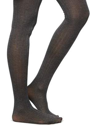 A Pea in the Pod Ribbed Textured Maternity Tights