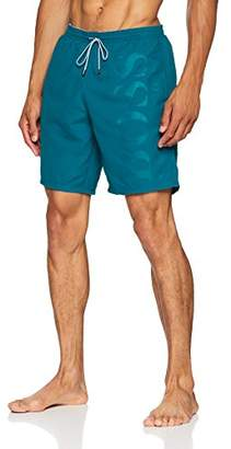 BOSS Men's Orca Short, (Dark Green 305)