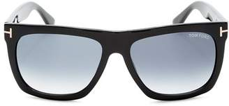 2ca702be89 ... Tom Ford Men s Morgan Flat Top Square Sunglasses