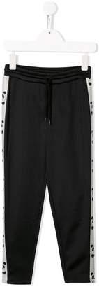 Mini Rodini panda track trousers