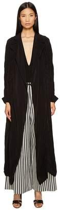 McQ Transparent Coat Women's Coat