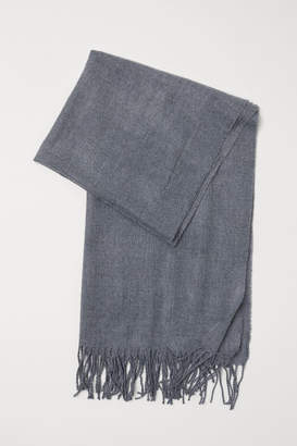 H&M Woven Scarf - Gray