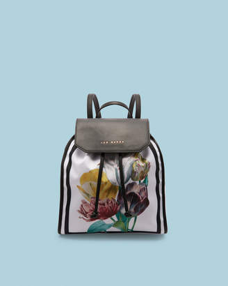 Ted Baker AVEY Tranquility drawstring backpack