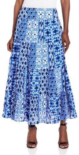 Jones New York Women's Slim Waist Maxi Skirt