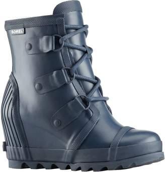 Sorel Joan Rain Wedge Boot - Women's