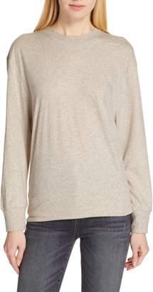 Vince Pima Cotton & Alpaca Pullover