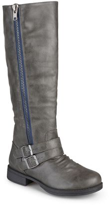 Journee Collection Lady Women's Extra Wide Calf Boots $94.99 thestylecure.com