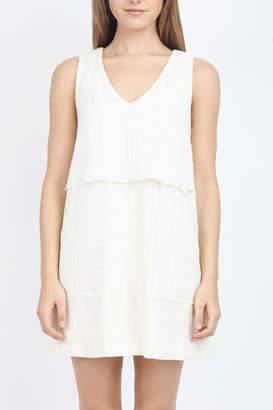 Zoa Tweed Dress