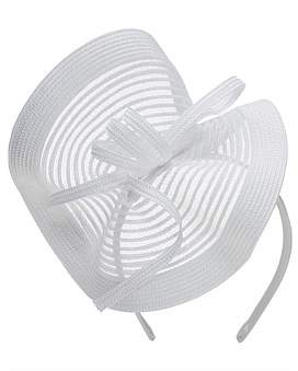 Gregory Ladner Crin Swirl With Pp Trim/Bow