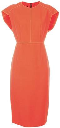 Narciso Rodriguez office fitted dress